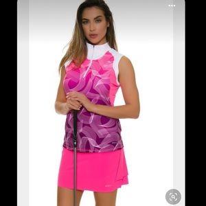 Cutter & Buck Annika Competitor Golf Skort Pink